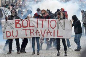 Rondo Alla Francese – Spring Riots 2016,France